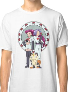 Team Rocket Nouveau Classic T-Shirt