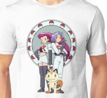 Team Rocket Nouveau Unisex T-Shirt
