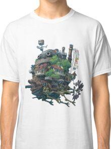 8bit Howl's Moving Castle Classic T-Shirt