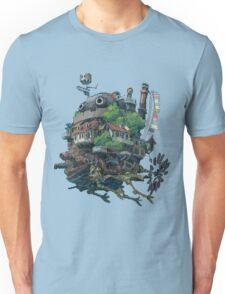 8bit Howl's Moving Castle Unisex T-Shirt
