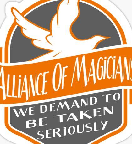 Alliance of Magicians Sticker