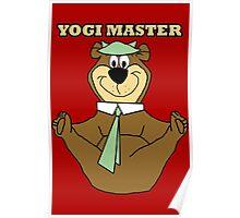 Yogi Master Poster