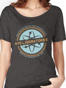 Nye Labs Women's Relaxed Fit T-Shirt