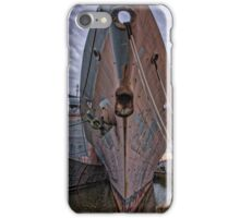 USS Retired iPhone Case/Skin