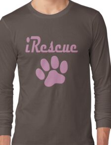 iRescue - animal cruelty, vegan, activist, abuse T-Shirt