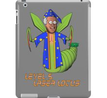 Level Five Laser Lotus iPad Case/Skin