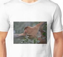 Male Proboscis monkey  Unisex T-Shirt