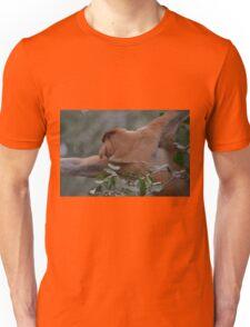 Male Proboscis monkey  Unisex T-Shirt