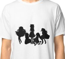Key Visual Arts Girls Classic T-Shirt