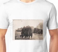 Casual Soldiers Circa WWII Unisex T-Shirt