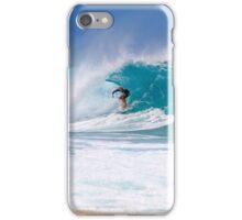 Shore Break, Pipeline, North Shore, Oahu, Hawaii iPhone Case/Skin