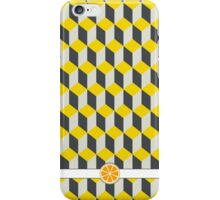 Yellow Block iPhone Case/Skin