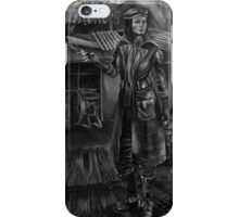 Piper Wright iPhone Case/Skin