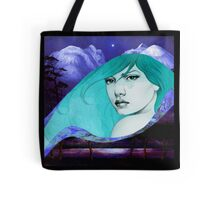 BLUE PERIOD Tote Bag