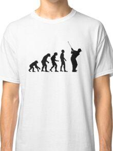 Golf Evolution Classic T-Shirt