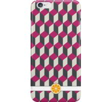 Fuchsia Block iPhone Case/Skin