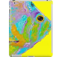 Tropical Fish painting iPad Case/Skin