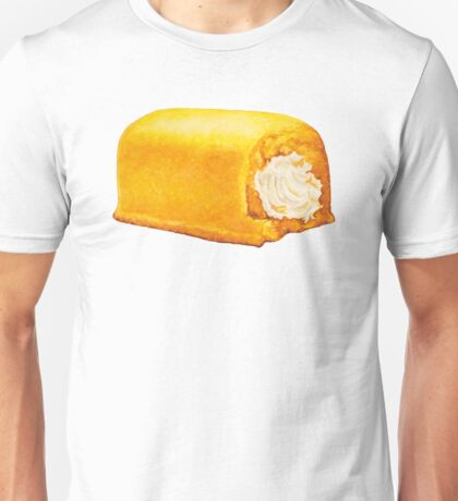 Twinkie Pattern Unisex T-Shirt