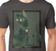 Bastet Egyptian Cat Goddess  Unisex T-Shirt