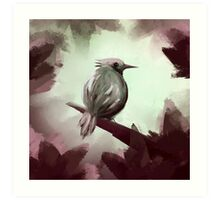 for the ones bird Art Print