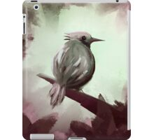 for the ones bird iPad Case/Skin