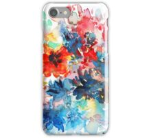 Flower Blossoms  iPhone Case/Skin
