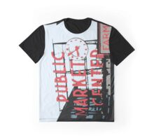Pike Place Market Graphic T-Shirt