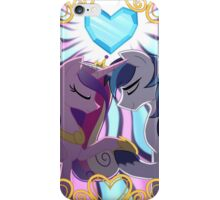 Princess Cadence & Shining Armor iPhone Case/Skin