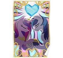 Princess Cadence & Shining Armor Poster