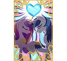 Princess Cadence & Shining Armor Photographic Print