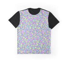 Cat Mania (Pastel) Graphic T-Shirt