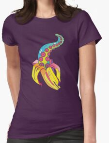 Bananacle Womens Fitted T-Shirt