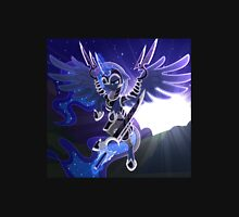 Princess Luna in Armor Unisex T-Shirt