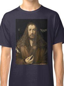 Vintage famous art - Albrecht Durer - Self Portrait Classic T-Shirt