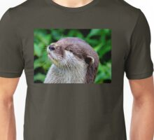 Happy otter Unisex T-Shirt