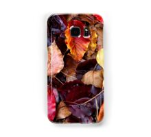 Autumn Colours Samsung Galaxy Case/Skin
