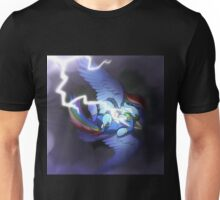 Don't Fly During Storms Unisex T-Shirt
