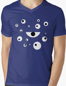 Nuclear Throne - Eyes Mens V-Neck T-Shirt