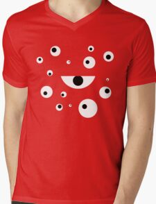 Nuclear Throne - Eyes Mens V-Neck T-Shirt