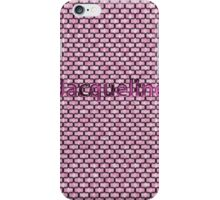 Jacqueline iPhone Case/Skin