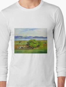 Lake St Clair S.A.  Long Sleeve T-Shirt