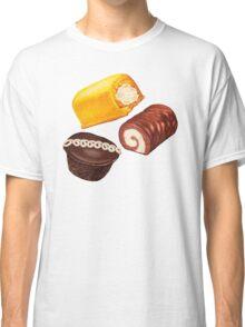 Hostess Cakes Pattern Classic T-Shirt