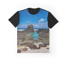 Dolly Beach - Natural Spa Graphic T-Shirt