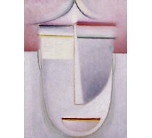 Vintage famous art - Alexei Jawlensky  - Abstract Head Africa Photographic Print