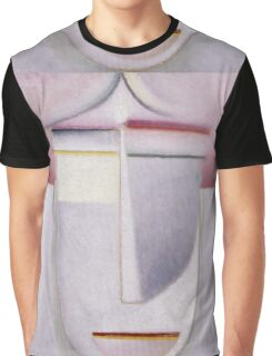 Vintage famous art - Alexei Jawlensky  - Abstract Head Africa Graphic T-Shirt