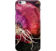 Fresh from the farmers market iPhone Case/Skin