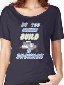 Winter Build Women's Relaxed Fit T-Shirt