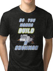 Winter Build Tri-blend T-Shirt
