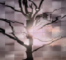 Tree & Sky Sticker