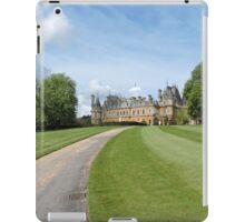 Road To The Manor iPad Case/Skin